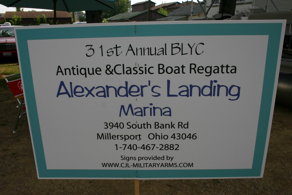 1 Buckeye Lake Yacht Club 2010